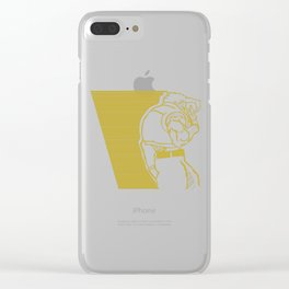 SFV NASH Clear iPhone Case