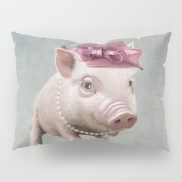 Miss Piggy Pillow Sham