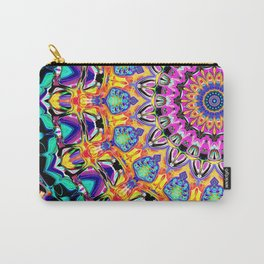 Ornate Spectral Abstract Carry-All Pouch
