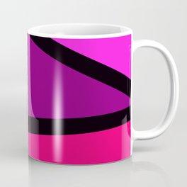 Red corner Coffee Mug