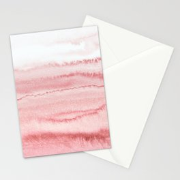 WITHIN THE TIDES - ROSE TO GREY Stationery Cards