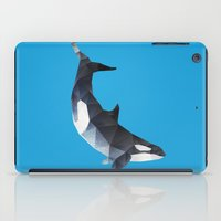 killer whale iPad Cases featuring Killer Whale. by Diana D'Achille