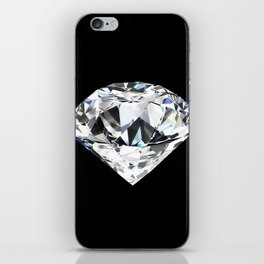 diamons iPhone Skin
