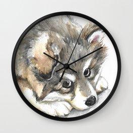 Smol Wall Clock