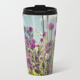 Flowers in Spring Travel Mug