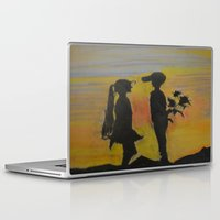 childish gambino Laptop & iPad Skins featuring Childish Love by Love Art Wonders by God Nickyart