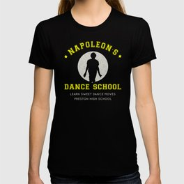 Napoleon's Dance School, Artwork, Tshirts, Posters, Prints, For Men, Women, Kids, Youth T-Shirt T-shirt