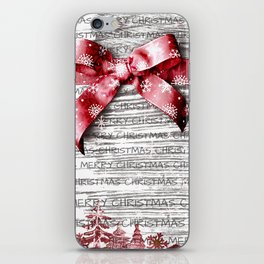Christmas Time iPhone Skin