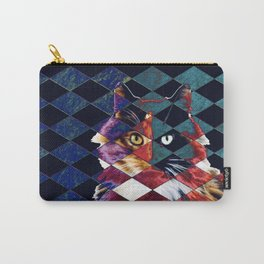 Jester The Cat II Carry-All Pouch