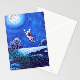 'Big Moon Hug' Stationery Cards