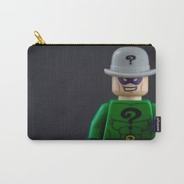 Edward Nigma Carry-All Pouch