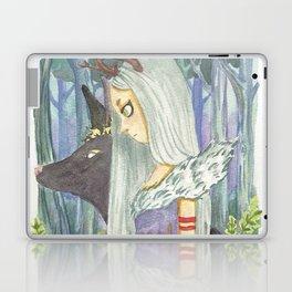 Forest guardian Laptop & iPad Skin