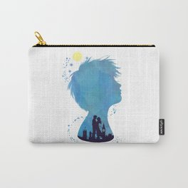 I am Finding Neverland Carry-All Pouch