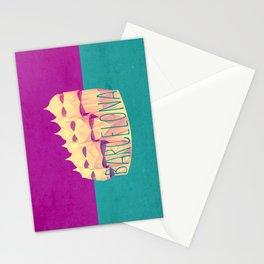 Barcelona Gaudi's Paradise Stationery Cards