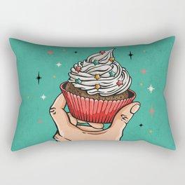 Treat Yourself Rectangular Pillow
