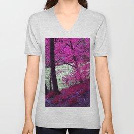 Fairy Woods Unisex V-Neck
