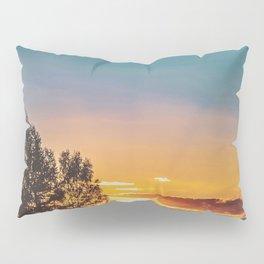 Horse Sunrise (Color) Pillow Sham