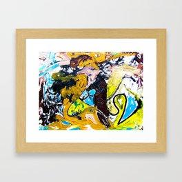 """""""Secret-Society"""" Framed Art Print"""