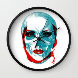 SKIN DEEP Wall Clock