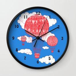 balloon clock Wall Clock