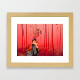 Little Love Framed Art Print