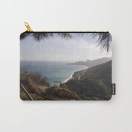 Taormina Bay - Sicily Carry-All Pouch
