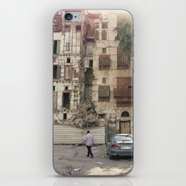 Sunset on The Rubble! iPhone Skin
