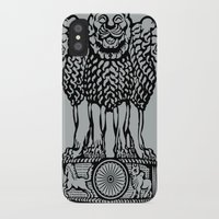 india iPhone & iPod Cases featuring India by CIRCA88