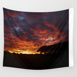 Sunset #2 Wall Tapestry