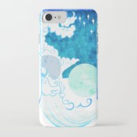 astronomy iPhone & iPod Cases featuring Muse of Astronomy  by Rack the Crown