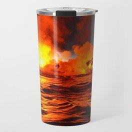Kilauea - Hawaii Travel Mug