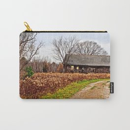 Wisconsin Old Barn 2 Carry-All Pouch