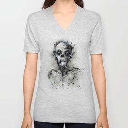 Zombie Unisex V-Neck