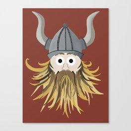 Harold the Viking Canvas Print