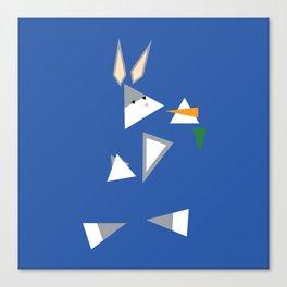 The Rabbit Canvas Print