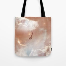 Sky Ram Tote Bag