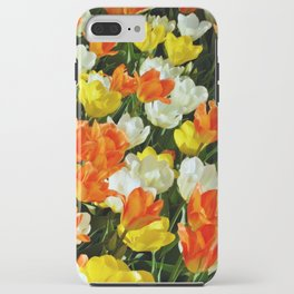 White Orange and Yellow, Oh My iPhone Case