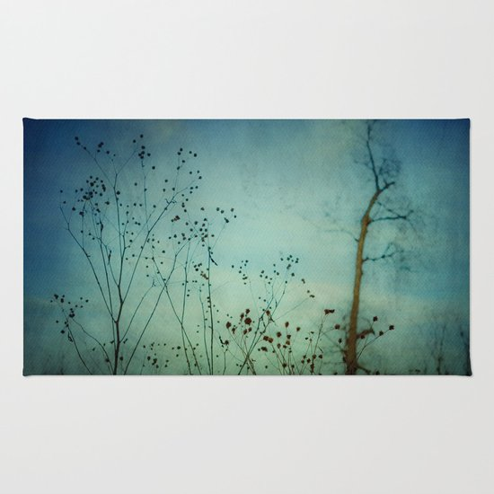Fleeting Moment - Blue Shades Rug