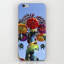 Jumping Jellyfish iPhone Skin
