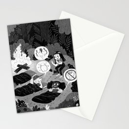 Ghost Stories Stationery Cards