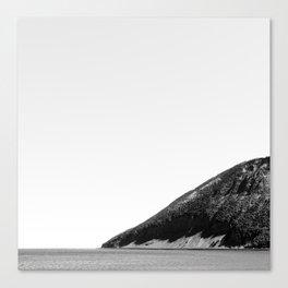 la fin des terres 2 Canvas Print