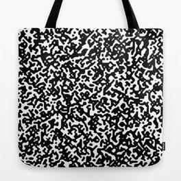 noisy pattern 14 Tote Bag