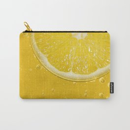 Lemon Thirst Quencher Carry-All Pouch