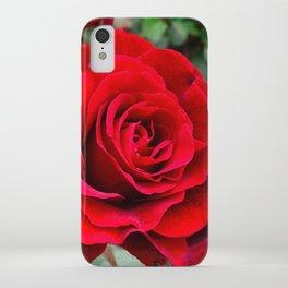 Rose revolution iPhone Case