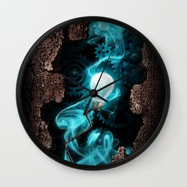 Myst Wall Clock