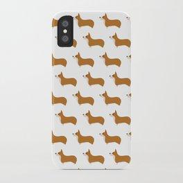 Corgis iPhone Case