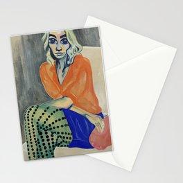 Vintage Gal Stationery Cards