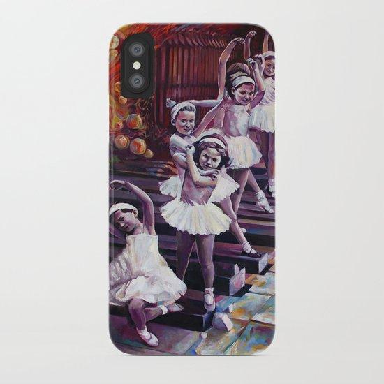 Satie iPhone Case