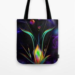 Abstract perfection - Atrium 100 Tote Bag