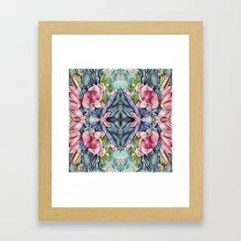 Lathyrus 3 Framed Art Print